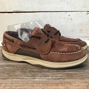 Sperry Top Sider Intrepid Boys Youth Boat Shoes